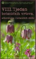 Pozivamo Vas da nam se pridružite tokom tjedna botaničkih vrtova i provedete dan sa našim djelatnicima u Parku prirode Velebit