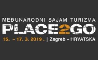 Međunarodni sajam turizma Place2go - 15.-17.03.2019.